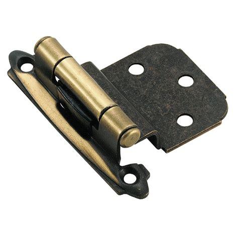 Brass Vintage Brass Cabinet Hinges.