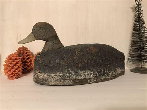 Vintage Cork Duck Decoys
