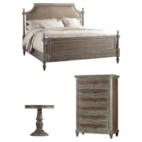 Vintage Platform Configurable Bedroom Set byION Design