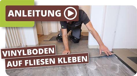 Vinylboden Auf Fliesen Verlegen Fußbodenheizung