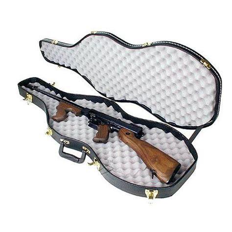Tommy-Gun Violin Tommy Gun Case.
