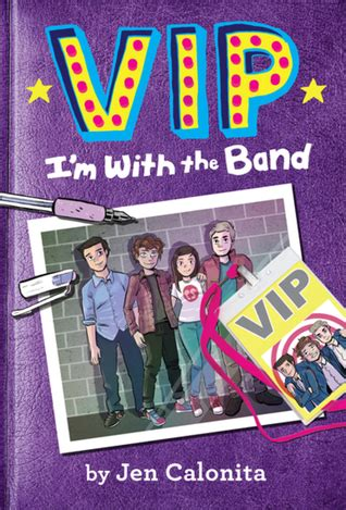 Read Books VIP: I'm With the Band - FREE PREVIEW Online