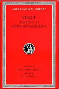 Read Books Virgil, Vol 2: Aeneid Books 7-12, Appendix Vergiliana Online