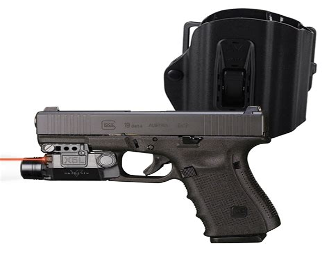 Glock-19 Viridian X5l Glock 19