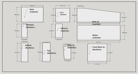Virtual Pinball Cabinet Plans