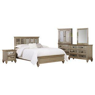 Visions Platform 5 Piece Bedroom Set by Home Styles