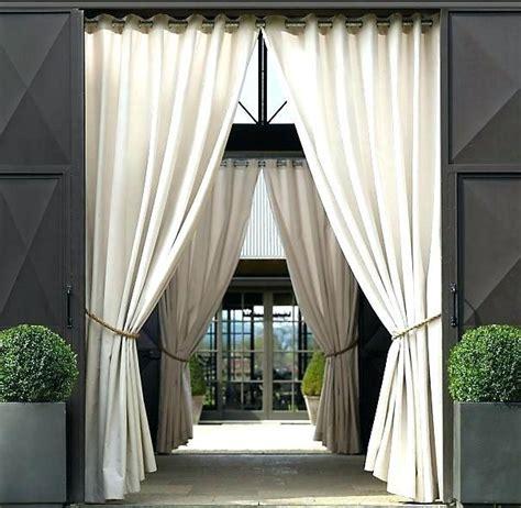 Vorhangstoff Outdoor
