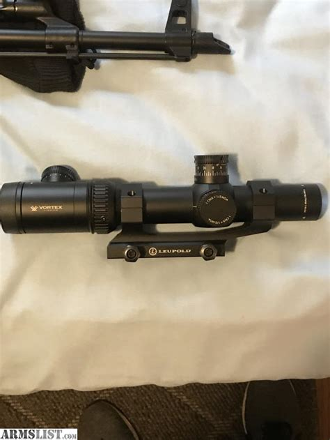 Vortex-Scopes Vortex 1x4 Scope.