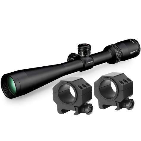 Vortex-Scopes Vortex 4 12x40 Diamondback Tactical Rifle Scope.