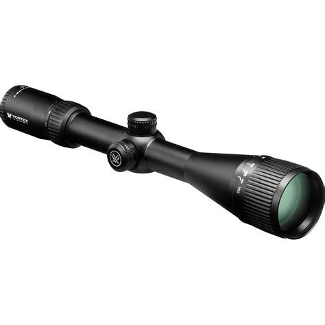 Vortex-Scopes Vortex 6 24x50 Crossfire Rifle Scope Review.