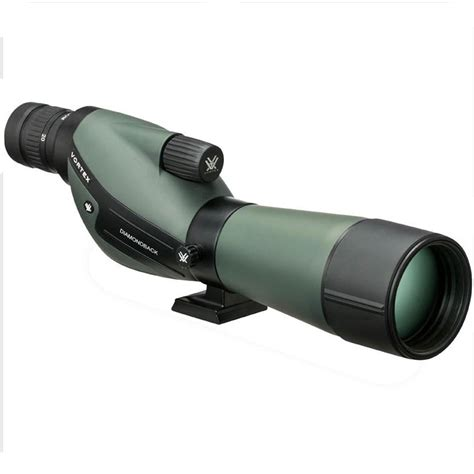 Vortex-Scopes Vortex Diamondback 20-60x60 Straight Spotting Scope.