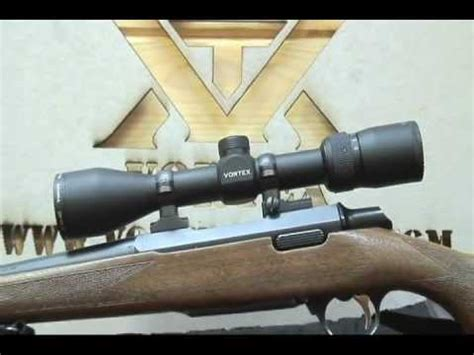 Vortex-Scopes Vortex Diamondback 3x9 Scope Review.