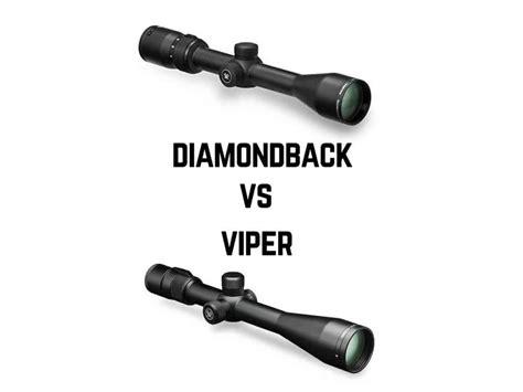 Vortex-Scopes Vortex Diamondback Vs Viper Scope.