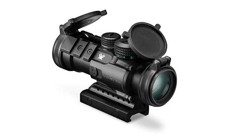 Vortex-Scopes Vortex Optics Spr-1303 Spitfire 3x Prism Scope With Ebr-556b Reticle.