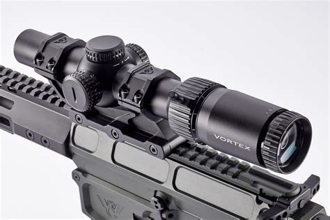 Vortex-Optics Vortex Optics Strike Eagle 1-6 X 24 Ar-Bdc Reticle.
