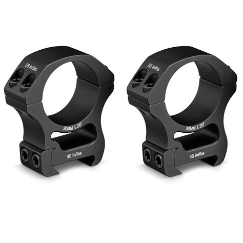 Vortex-Scopes Vortex Pro 1 High Scope Rings.