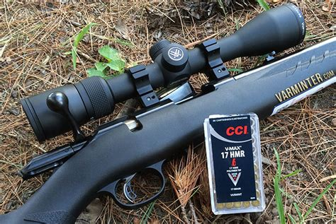 Vortex-Scopes Vortex Scope For 17 Hmr.