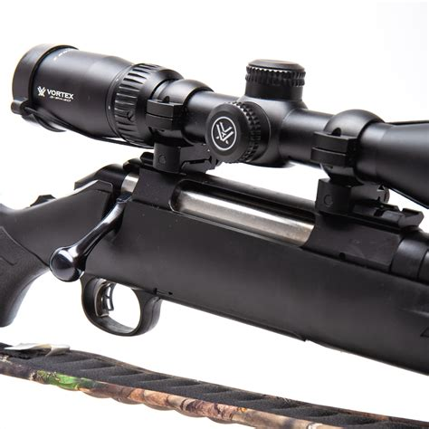 Vortex-Scopes Vortex Scope On Ruger American Review.