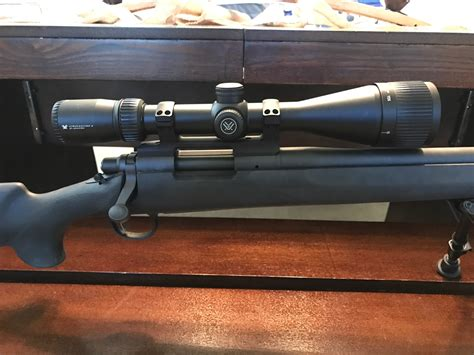 Vortex-Scopes Vortex Scope Remington 700.