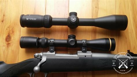 Vortex-Scopes Vortex Scopes Vs Leupold.