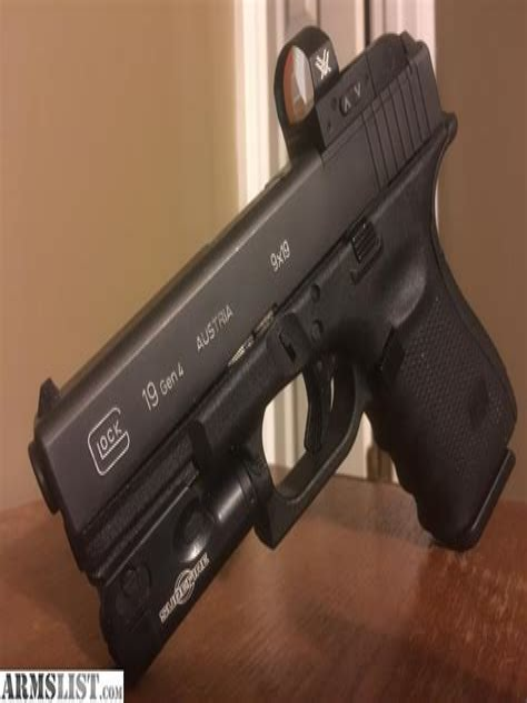 Glock-19 Vortex Sight For Glock 19 Mos