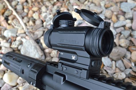 Vortex-Scopes Vortex Spitfire Ar 1x Scope Review.