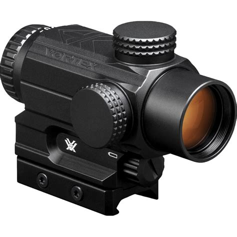 Vortex-Scopes Vortex Spitfire Ar Prism Scope Is Waterproof.