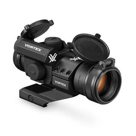 Vortex-Optics Vortex Strikefire Red Green Dot Optic Review.