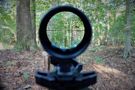Vortex-Scopes Vortex Viper Pst Gen Ii 1-6 Scope Review.