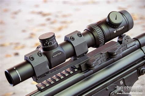 Vortex-Scopes Vortex Viper Review Scope.