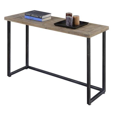 Vox Parquet Console Table