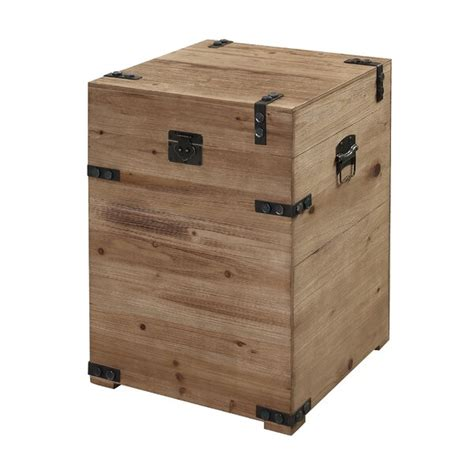 Vox Trunk End Table