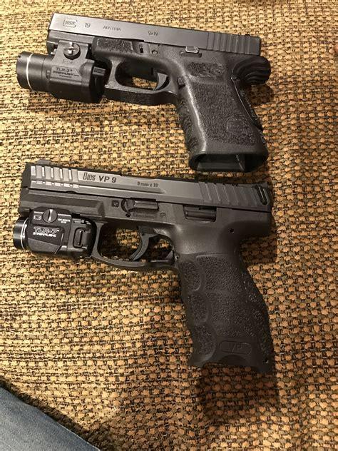 Glock-19 Vp9 Or Glock 19.
