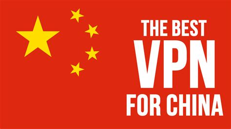 vpn for china region