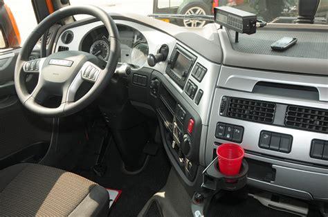 Vrachtwagen Daf Interieur