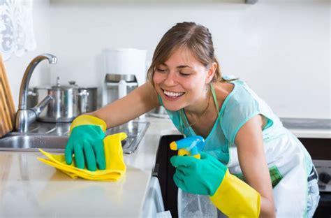 Waarmee Keuken Schoonmaken