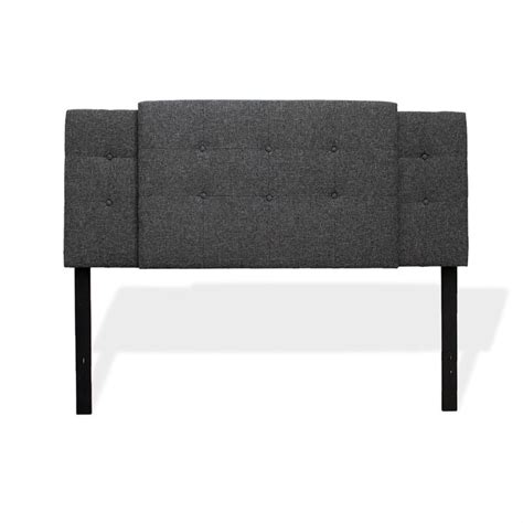 Wade Tufted Expandable Upholstered Panel Headboard