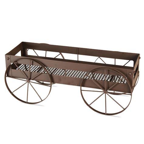 Wagon Plant Stand