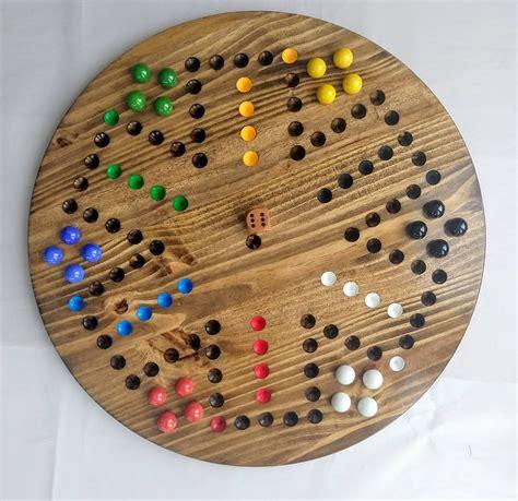 Wahoo Game Board Pattern