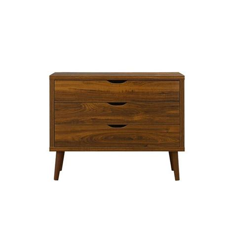 Walburg 3 Drawer Accent Chest