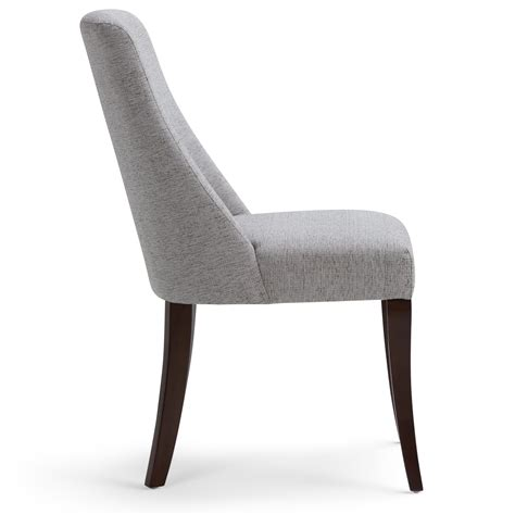 Walden Deluxe Upholstered Dining Chair (Set of 2)