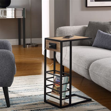 Walhill End Table With Storage