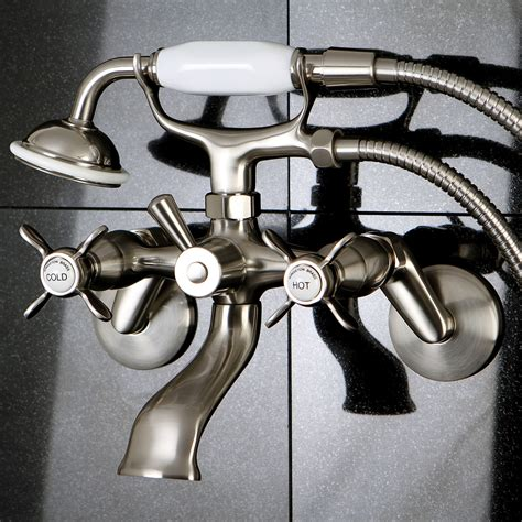 Wall Mount Shower Faucet  Ebay.