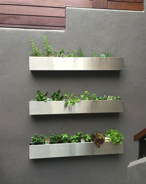 Wall Metal Planter Box