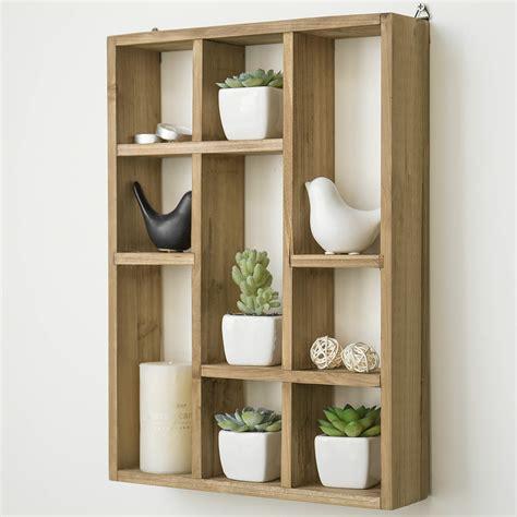 Wall Shelf Box