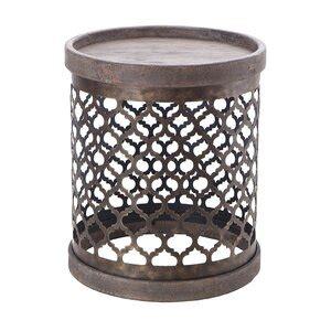 Waller Quatrefoil End Table