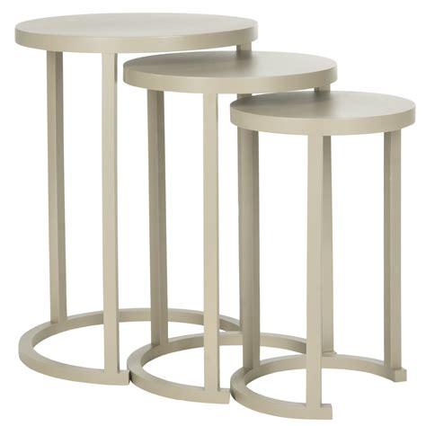 Wallis X Design 3 Piece Nesting Tables