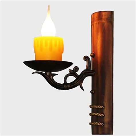Wandleuchte Kerze