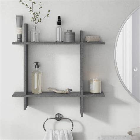 Wapanucka Floating Wall Shelf
