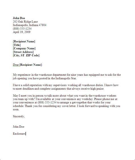internship example cover letter carpinteria rural friedrich resume cover letter samples for warehouse cover letter job